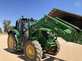 John Deere 6140m With FEL - picture0' - Click to enlarge