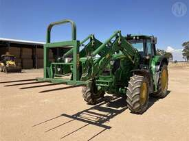 John Deere 6140m With FEL - picture1' - Click to enlarge