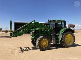 John Deere 6140m With FEL - picture2' - Click to enlarge