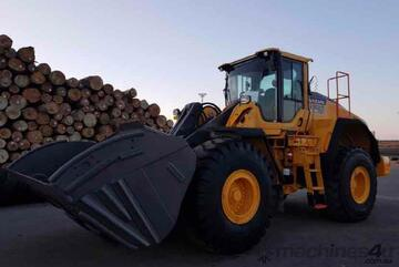 Volvo L150H Volvo Wheel Loader