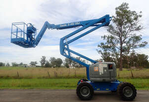 Genie Z45/25 Boom Lift Access & Height Safety