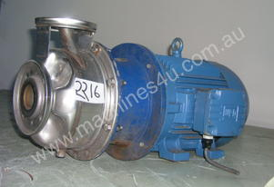 Pump Doctor HTS32-200-56 IN 50mm Dia OUT 32mm
