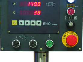 1270mm X 3.5mm Truecut Guillo With Power Backgauge - picture6' - Click to enlarge