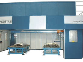 PRIMA INDUSTRIE OPTIMO CNC LASER FROM IMTS - picture0' - Click to enlarge