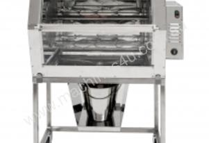 Semak M24S Manual Electric Rotisserie 24 Bird Capa