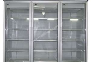 Anvil GDJ1881 Triple Glass Door Upright Freezer (1