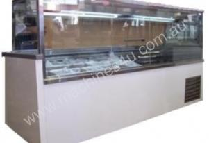 IFM Sandwichbar /  Deli Display Cabinet 2.4m