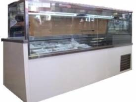 IFM Sandwichbar /  Deli Display Cabinet 2.4m - picture0' - Click to enlarge