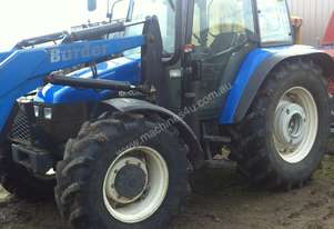 New Holland NH TL 100 WITH LOADER