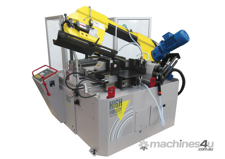 Automatic Bandsaw 260x270mm Capacity