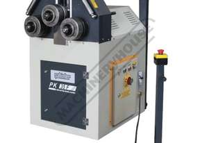 PK-35F Section &  Pipe Rolling Machine 50 x  50 x 5mm Angle Capacity Includes Variable Speed Rollers