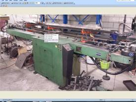Pedrazzoli Hydraulic 40mm Draw Mandral Tube Bender