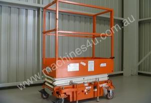 2014 SGS Electric Scissor Lift