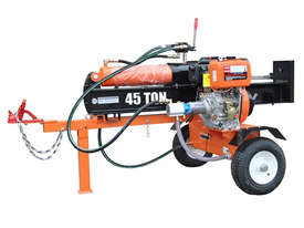 GRUDGE 45 Ton Log Splitter (Petrol)  - picture0' - Click to enlarge