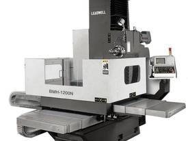 LEADWELL BMH-1200/1800N/1800X CNC HORIZ BORER - picture0' - Click to enlarge