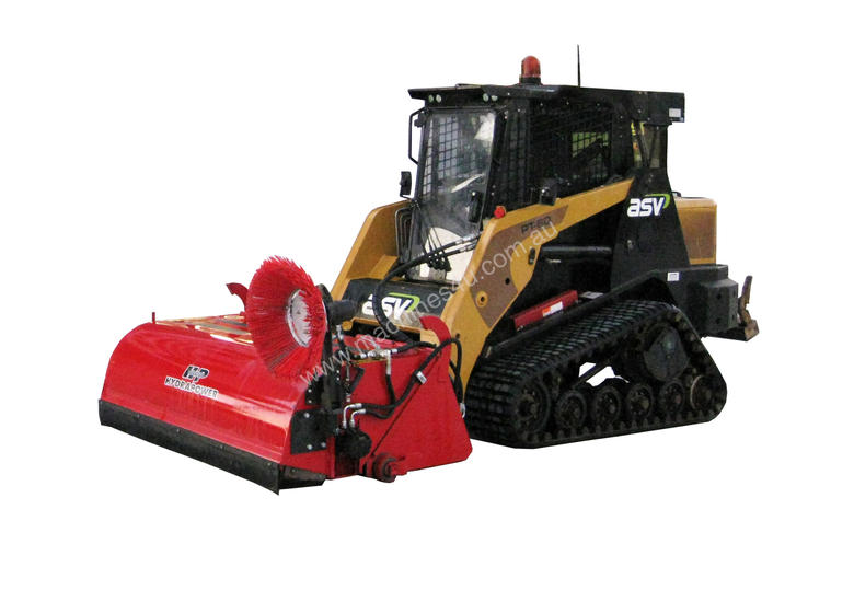 73FB Bucket Broom / Skid Steer Loader