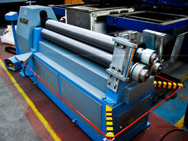 New Machtech PDR 4-1300 Plate Rolls - picture1' - Click to enlarge