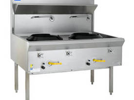 Luus Traditional Wok range