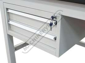 IWB-12 Industrial Work Bench 1200 x 750 x 900mm 1000kg Load Capacity - picture8' - Click to enlarge