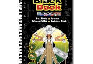 L343 Engineers Black Book - 3rd Edition 235 Pages The Last Engineering Tool You'll EVER Need