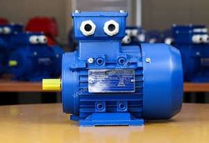 0.55kw/0.75HP 2800rpm 14mm shaft motor Three-phase