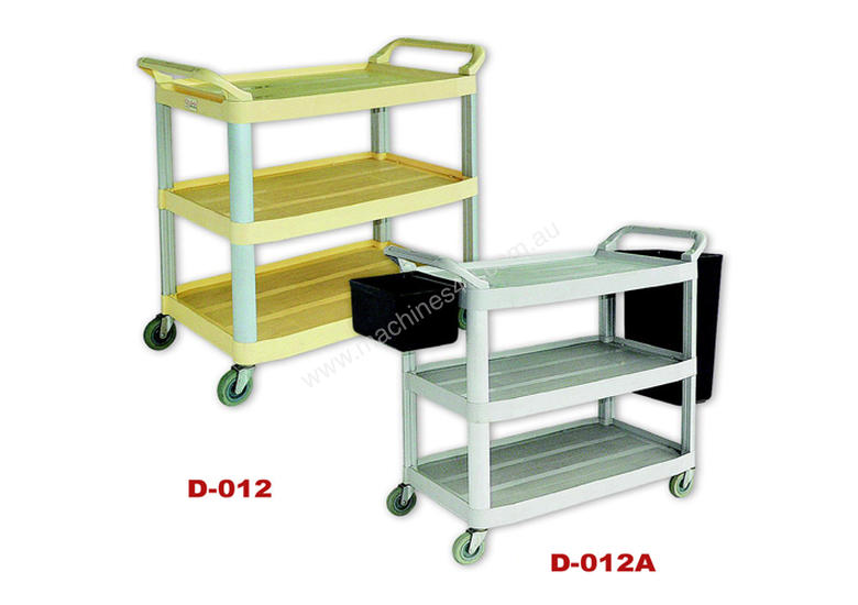 D-012A Large Dinner Trolley (with bucket)