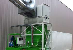 Dust Extraction Rotary Separator