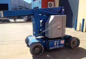 Genie Z34/22N Electric Articulating Boom Lift