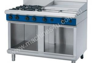 Blue Seal Evolution Series G518B-CB - 1200mm Gas Cooktop Cabinet Base