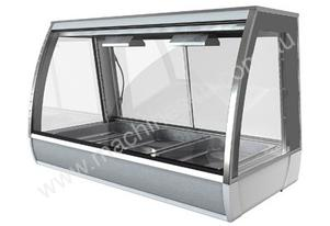 FPG 3B08-CU-FF 3000 Series -Fixed Front Bain Marie - 800mm