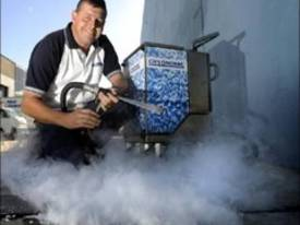 Dry Ice Cleaning Services for hire - picture0' - Click to enlarge