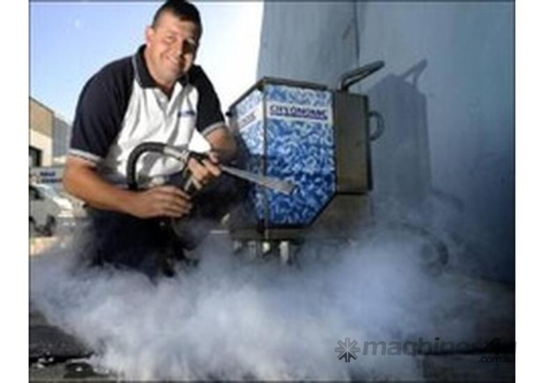 Dry Ice Cleaning Services for hire