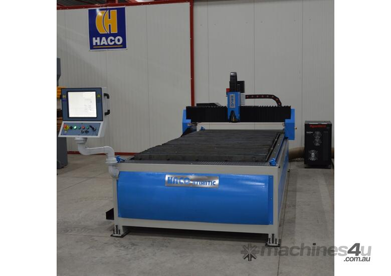 HACO ATLANTIC CNC PLASMA CUTTING
