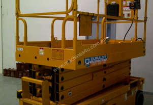 SCISSOR LIFT - Haulotte 32FT ELECTRIC for sale
