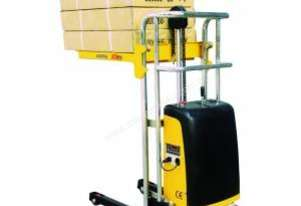 Semi Electric Platform Stacker