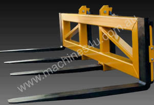 Carriage Mounted Fork Spreader 3000mm Width and 40