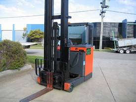 TOYOTA 6FBRE16 Reach Truck with 7.5 mtr lift - picture1' - Click to enlarge