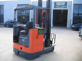 TOYOTA 6FBRE16 Reach Truck with 7.5 mtr lift - picture3' - Click to enlarge