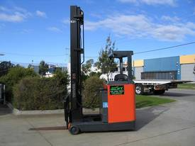 TOYOTA 6FBRE16 Reach Truck with 7.5 mtr lift - picture8' - Click to enlarge