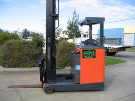 TOYOTA 6FBRE16 Reach Truck with 7.5 mtr lift - picture0' - Click to enlarge