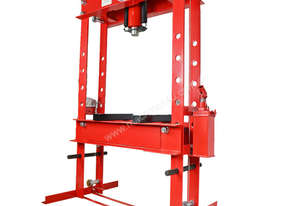 50 Ton Professional H-Frame Shop Press