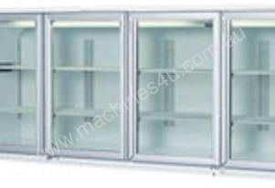 Skope 4 Door Backbar Fridge BB780