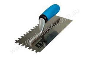 Ox 6X6 NOTCH TROWEL