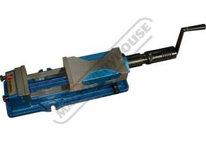 PHV-130 Safeway Mechanical/Hydraulic Machine Vice 130mm Jaw Width 225mm Jaw Opening