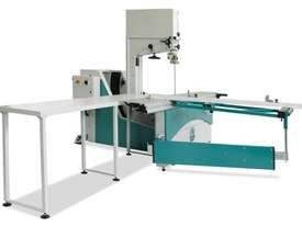 Thick Panel Tilting Bandsaw delivery Australia wide - picture3' - Click to enlarge