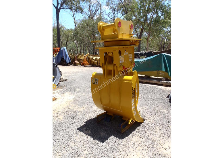 Rotating Hydraulic Grab Suit 20 Tonner