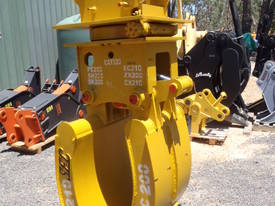 Rotating Hydraulic Grab Suit 20 Tonner - picture4' - Click to enlarge