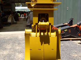 Rotating Hydraulic Grab Suit 20 Tonner - picture5' - Click to enlarge