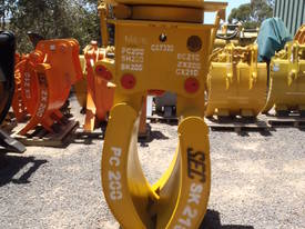 Rotating Hydraulic Grab Suit 20 Tonner - picture7' - Click to enlarge