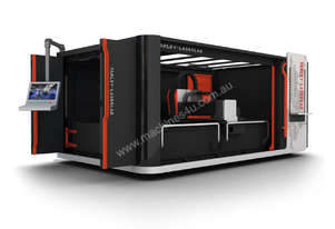 Farley GF Plus 500W IPG Fiber Laser Cutting Machine (WITH OHS COVER)